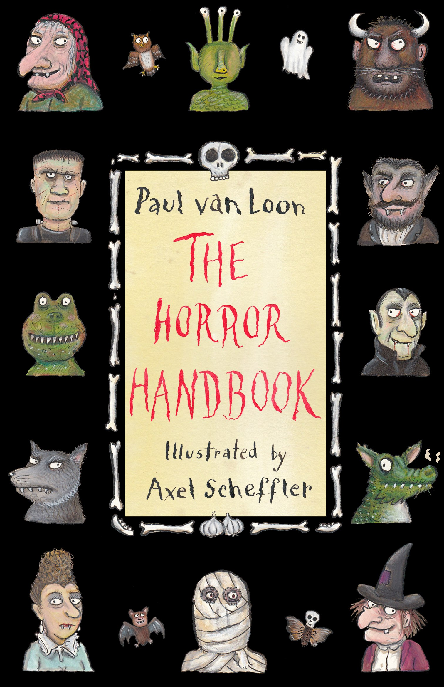 The horror handbook alma books see inside solutioingenieria Choice Image