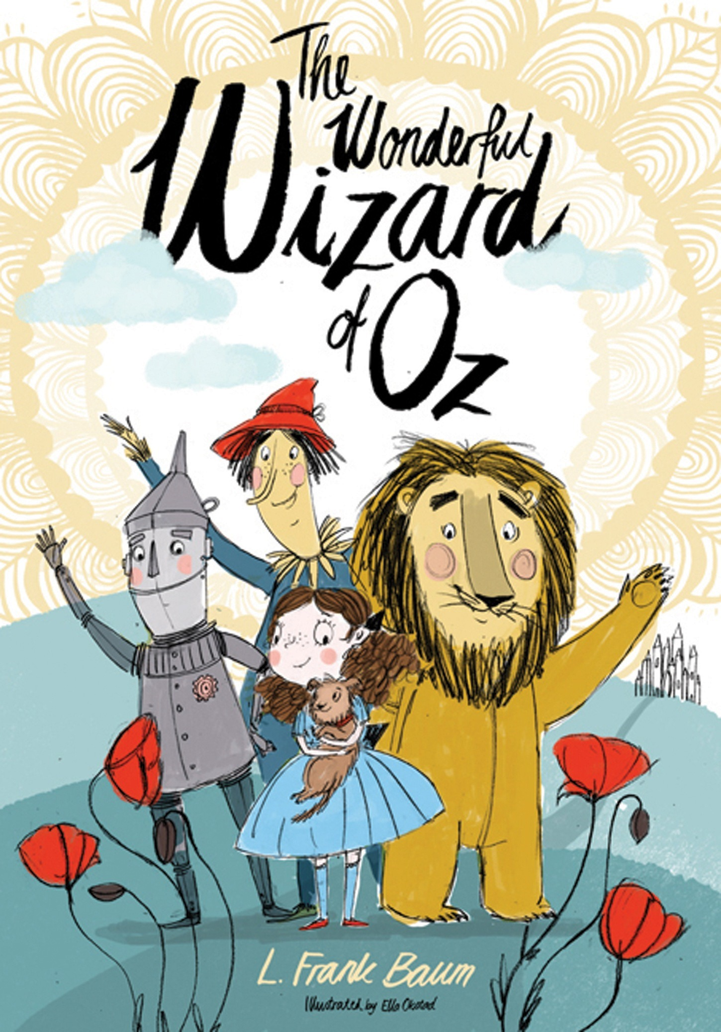 The Wonderful Wizard Of Oz Alma Books