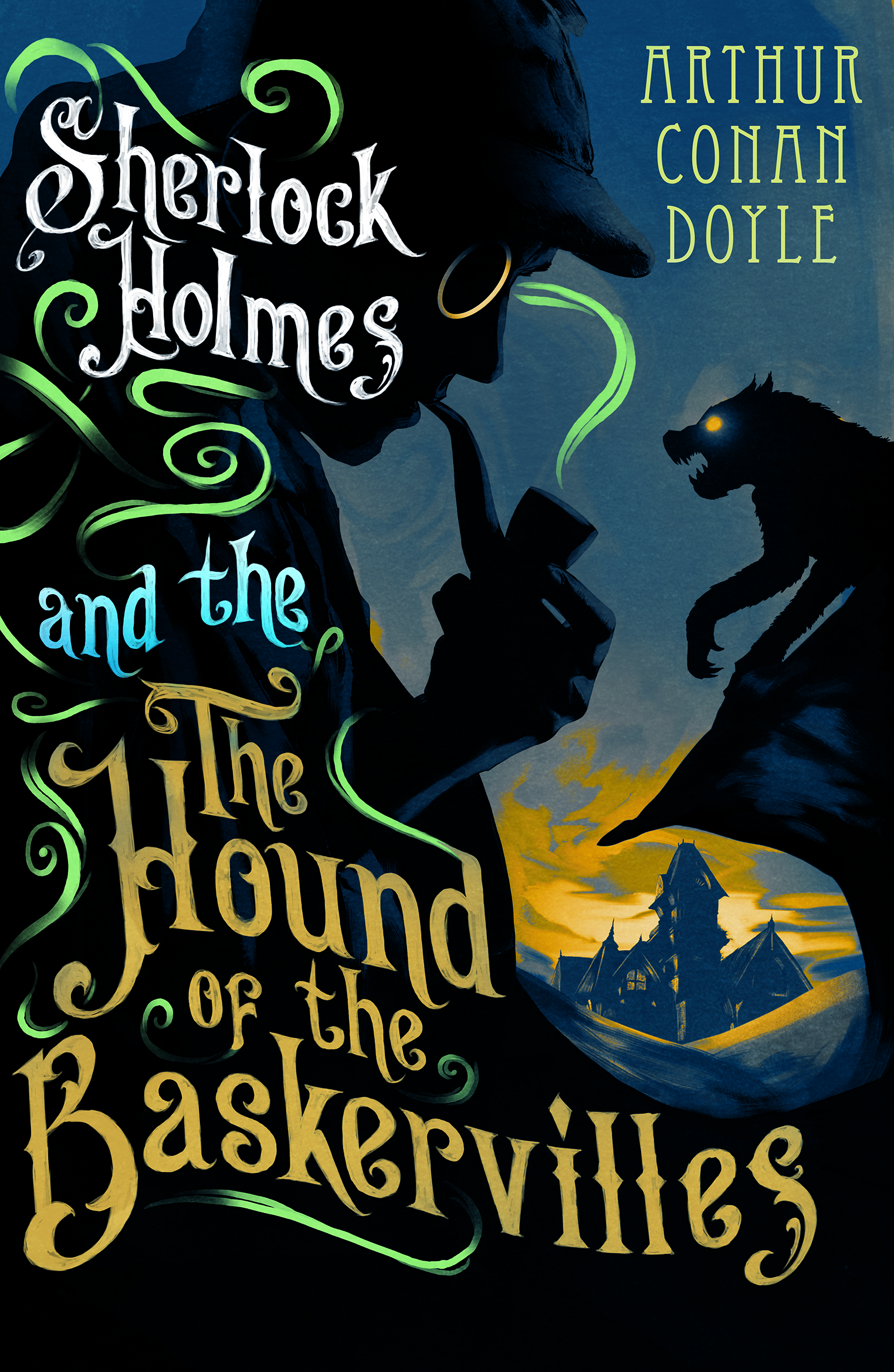The Hound of the Baskervilles door Arthur Conan Doyle ...