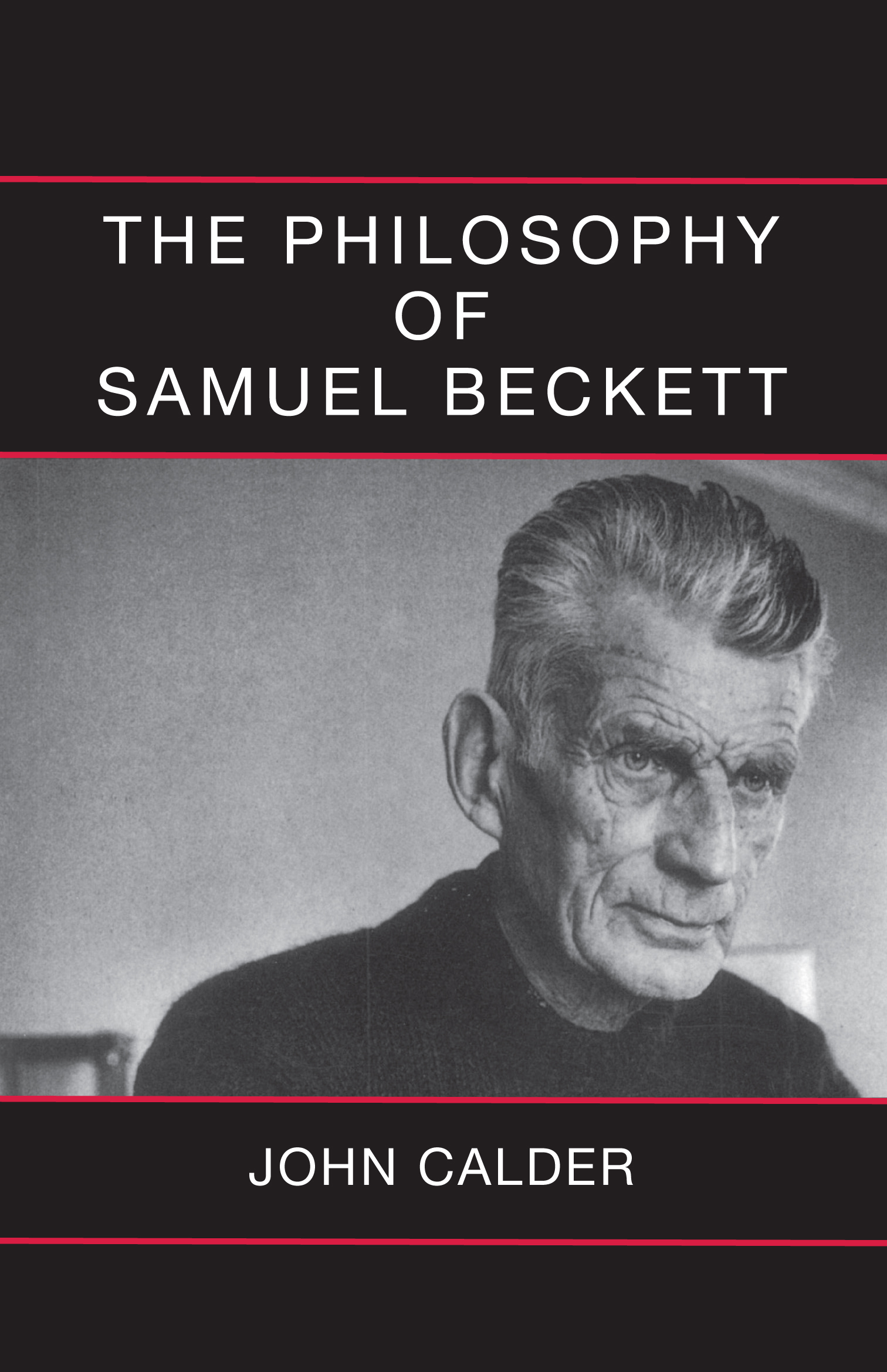 research papers on samuel beckett Samuel beckett: a collection of his papers at the harry ransom center open for research the life of samuel beckett new york:.