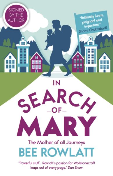 in-search-of-mary-signed