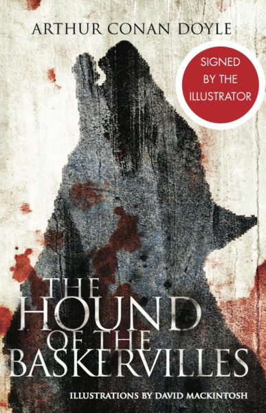 the-hound-of-the-baskervilles-signed