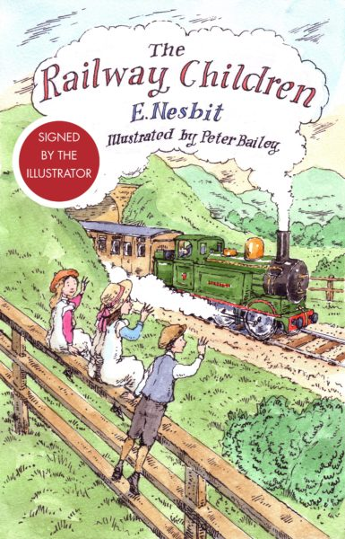 the-railway-children-signed