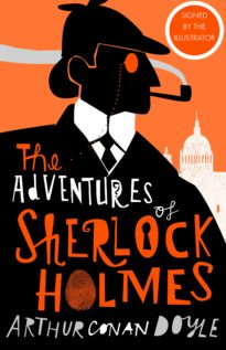 the-adventures-of-sherlock-holmes-signed