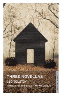Three Novellas cover