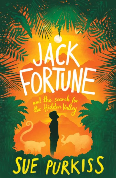 Jack Fortune and the Search for the Hidden Valley