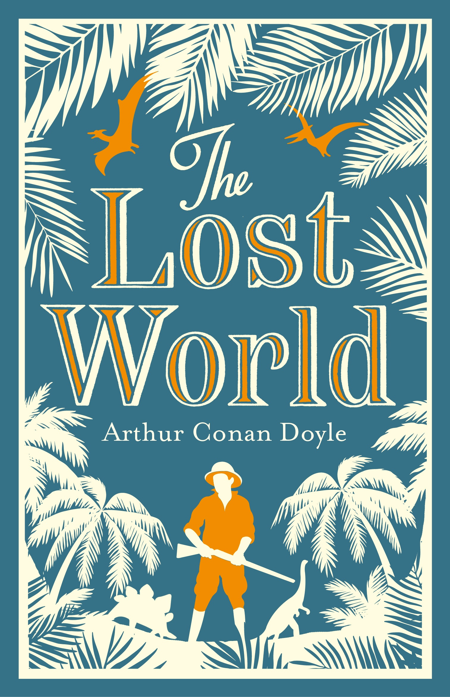 the lost world alma books