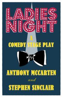 9780714543840 Ladies Night McCarten Anthony Theory of Everything man