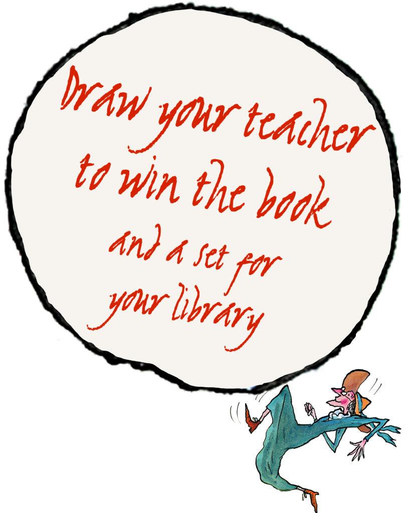 Draw Your Teacher To Win Books Alma Books